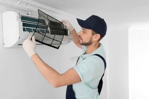 air condition cleaning by caloosa cooling