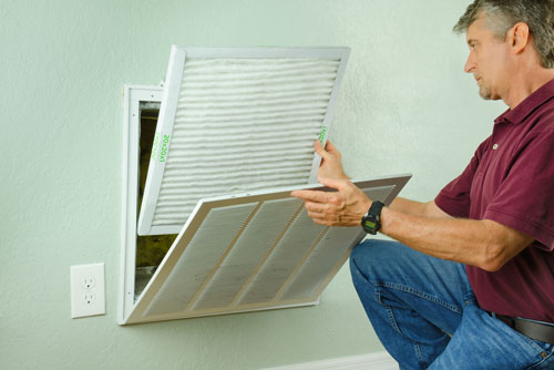 Air Filter Cleaning by Caloosa Cooling