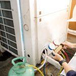 air cooling maintenance